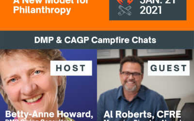 Donor Motivation Program Campfire Chats with Al Roberts